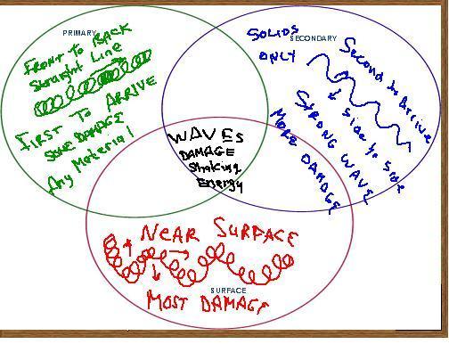 Seismic Wave Comparison