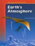 EARTH'S ATMOSPHERE text