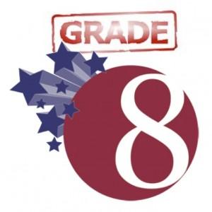 Grade 8 V